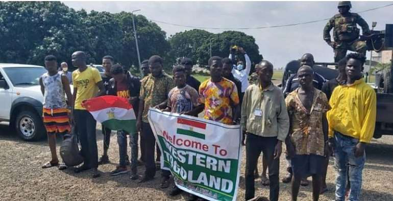 Western Togoland case: Six more suspects busted