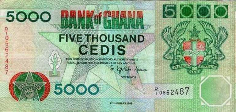 It Is Time To Revalue The Cedi