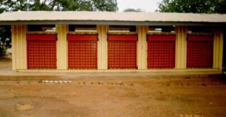 Robbers Hijack Post Office