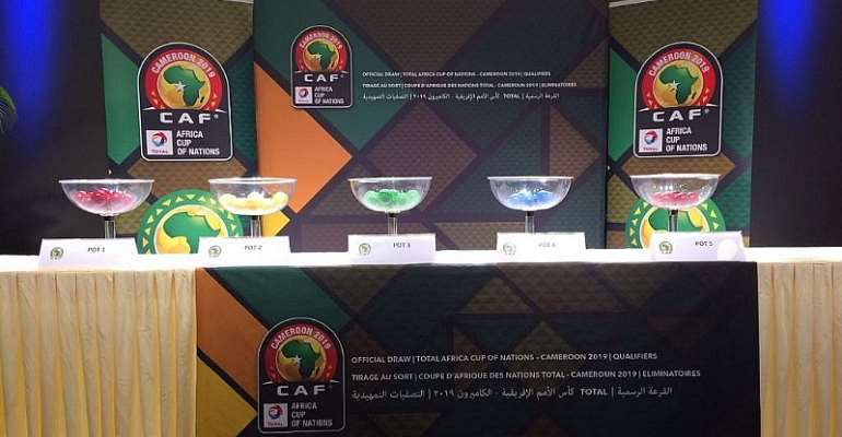 AFCON 2019: CAF Rubbishes Draw Procedure