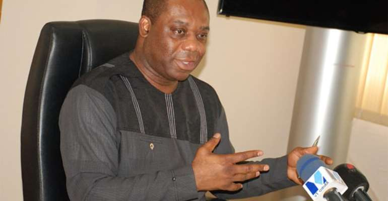 Dr Mathew Opoku Prempeh – Minister of Education