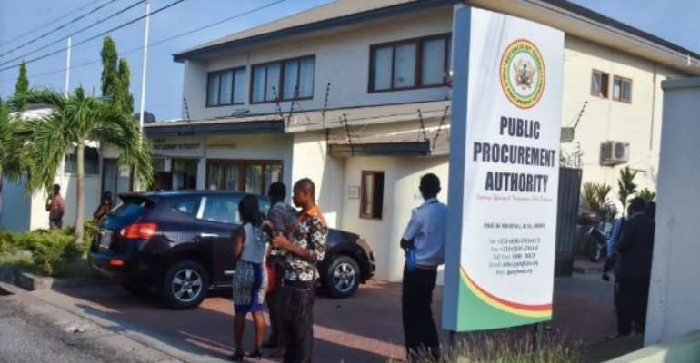 The PPA does not track contractors that have been debarred in the country, even though it advertises them on its website, according to a report.