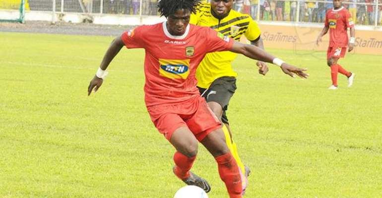 Songne Yacouba in action for Kotoko