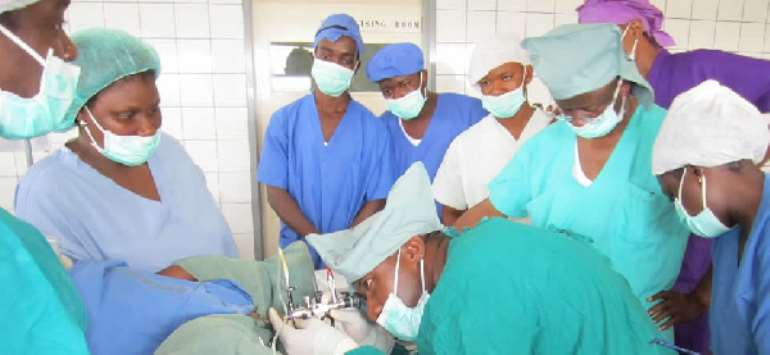 Anaesthetists To Withdraw Services Nationwide On April 11