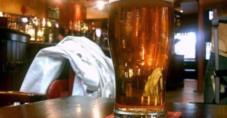 Man Gives Up Solid Food, Lives On Beer Alone For Lent
