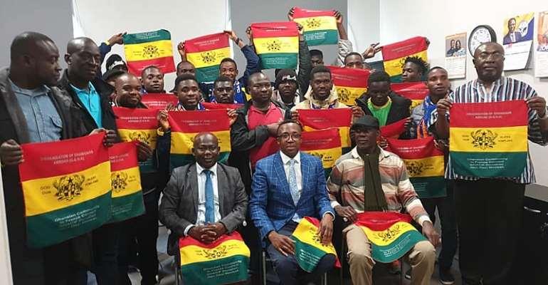 Ghana Deaf Football Team wins 3-2, against Montpellier in France