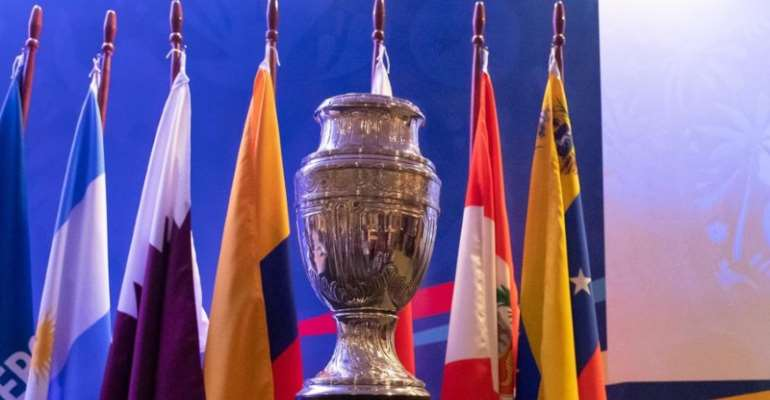 Argentina And Colombia To Host 2020 Copa America