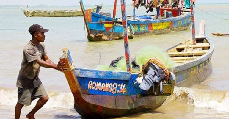 Fishermen Outraged Over Poor Quality Of Premix Fuel