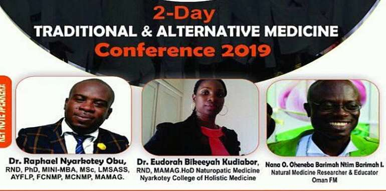 1st Edition Of Traditional And Alternative Medicine Conference, Call For Abtract