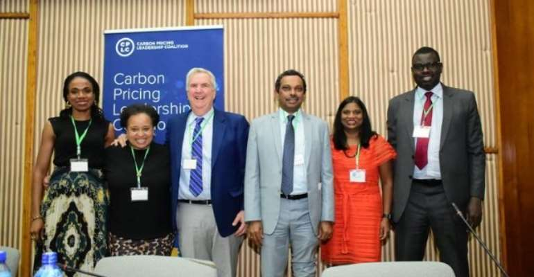 Carbon Pricing Is Critical To Sustainable Dev't