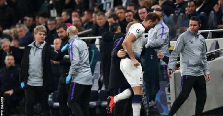Kane Could Miss Rest Of Season, Says Pochettino