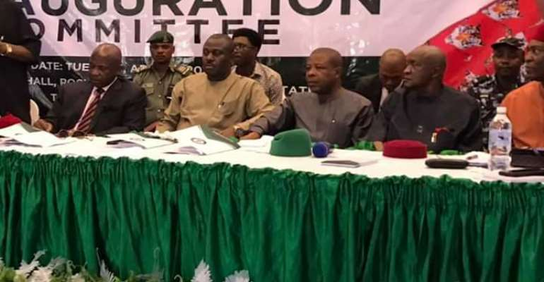 Another Look at Ihedioha's Transition and Inauguration Committees By Walter Duru, Ph.D