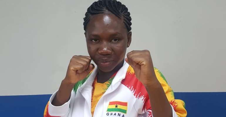 Female Boxers Can Excel If Offered Full Backing - Quartey