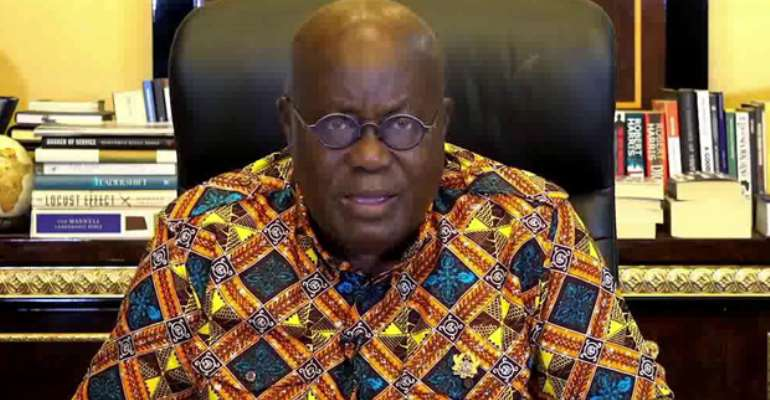 Covid-19: 79% of Confirmed Cases Imported – Akufo-Addo