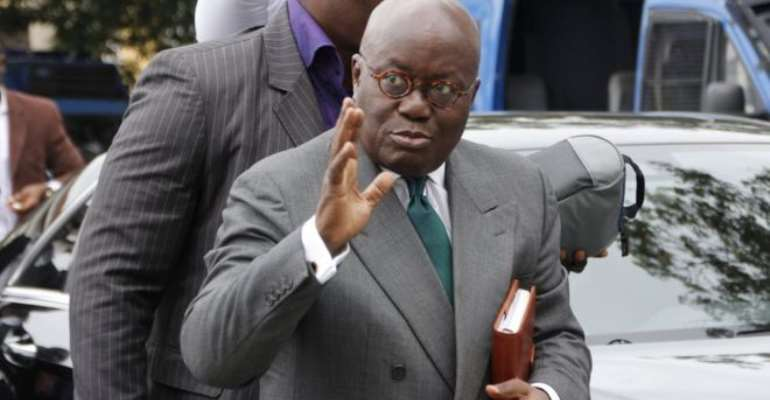 Easter On Covid-19 Wheels: Akufo-Addo Urges Restrained Celebrations