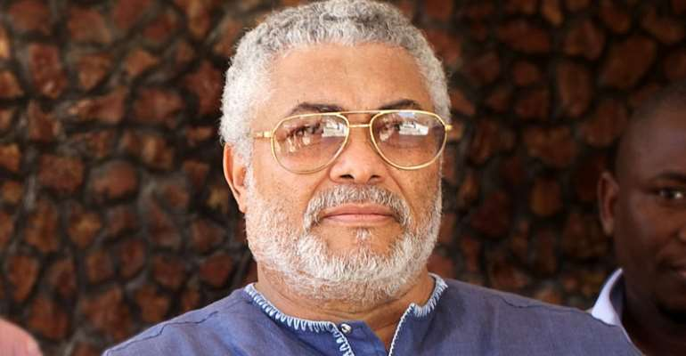 Covid-19: Follow Lockdown Directive – Rawlings To Ghanaians