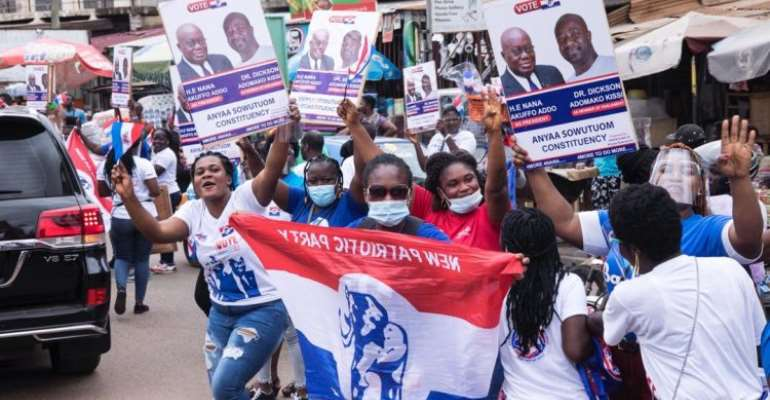 Patriots should use recent Easter to rekindle their sacrificial service for the NPP