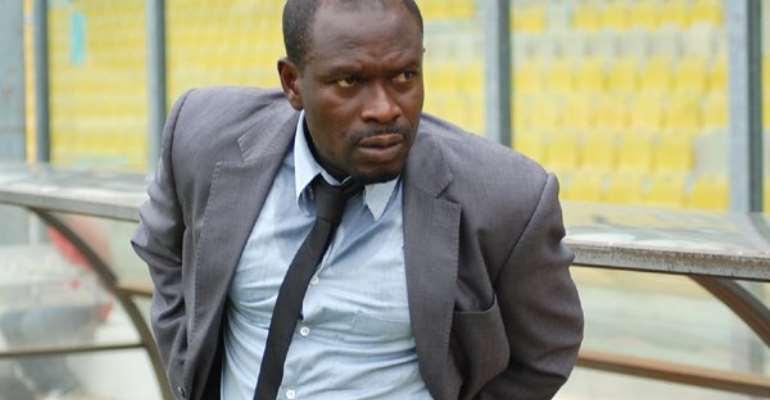Coach Charles Akonnor set to takeover struggling Premier League side Ashantigold today