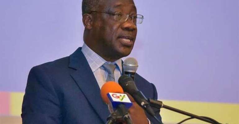 Emmanuel Kofi Nti – GRA Boss