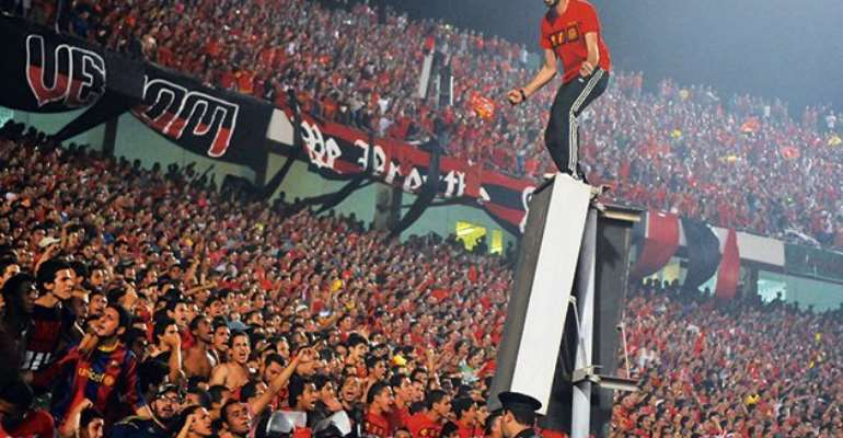 "CAF CL: Al Ahly To Be Backed By 30,000 Fans In Bid For ""Miraculous"" Comeback Against Sundowns"