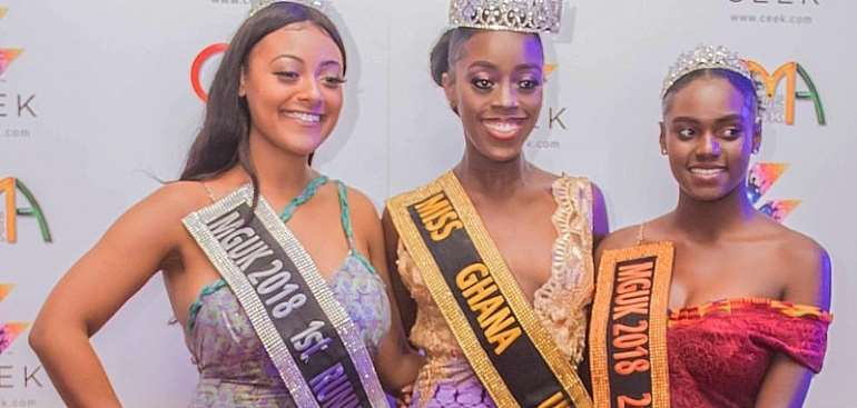 Miss Ghana UK Team Embarks On Mental Health Project In Ghana
