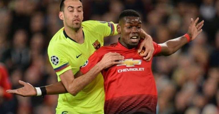 'They Weren't That Dangerous' - Pogba Bullish On Man Utd's Chances In Barcelona