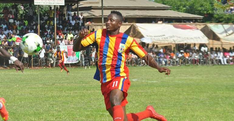 GFA SC: Joseph Esso Delighted With Brace Against Dwarfs