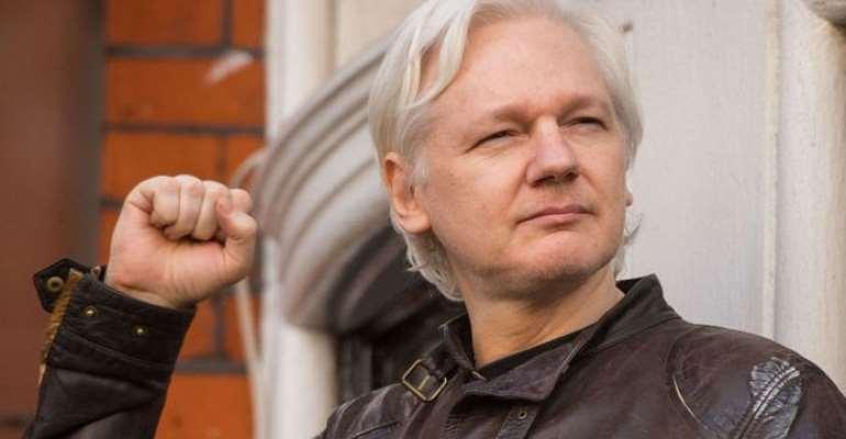 Wikileaks Co-Founder Grabbed In London