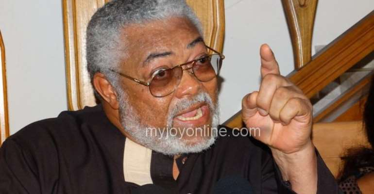 Former NDC Chairman Will Get Red Carpet Treatment In Heaven—Rawlings