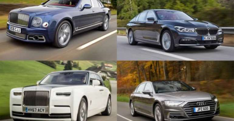 Luxury Vehicle Tax Gathers GH¢21.3m In 5months