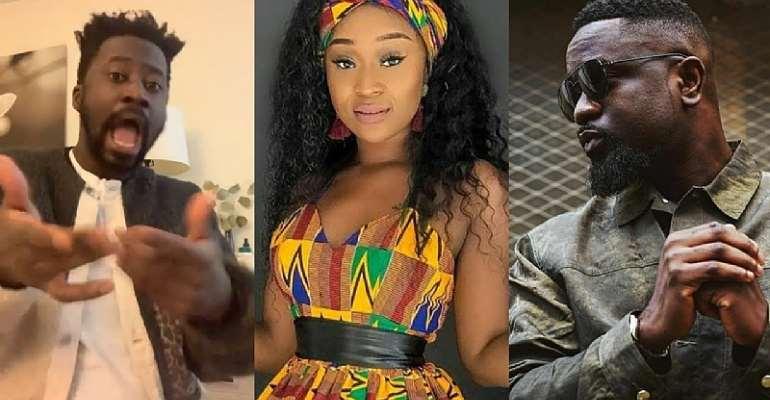 Efia Odo Jabs Asem On Behalf Of Sarkodie