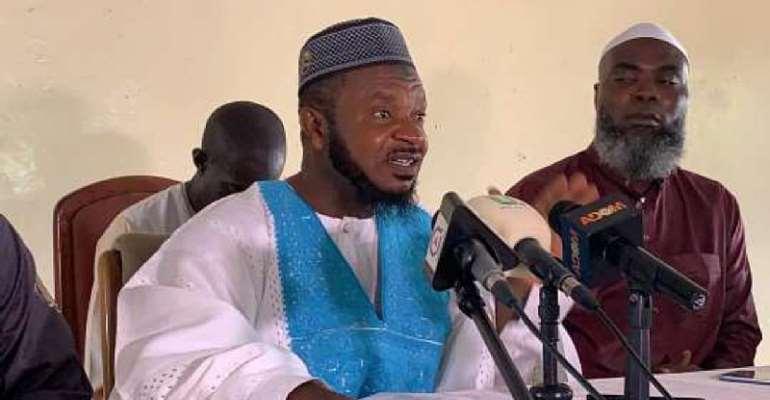 Sheikh-Amin-Bonsu, Amen Scientific CEO