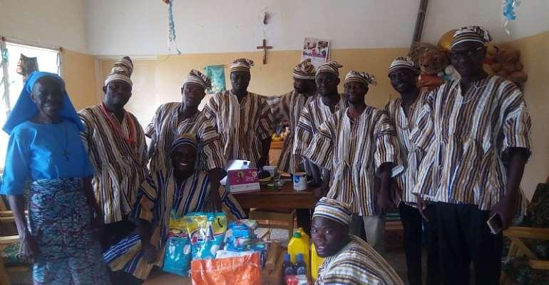 Coronavirus: Jirapa Orphanage Gets Support From Big Visions