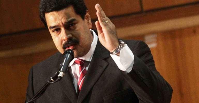 Dr. Nicolas Maduro