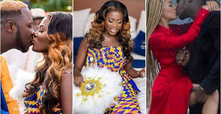 Sister Derby speaks on Medikal-Fella Makafui wedding