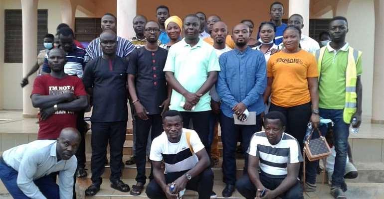 Dr. Gideon Boako galvanizes more support for NPP in Ahafo