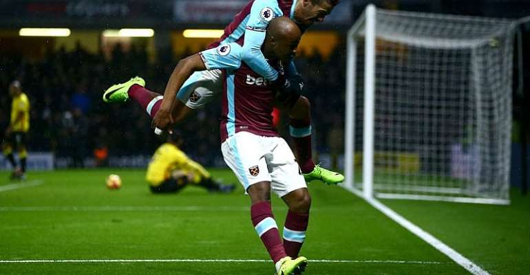 Andre Ayew leading the list of in-form West Ham United players heading to the KCOM