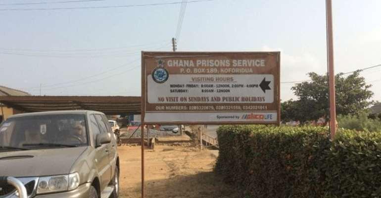 800 Koforidua Prison Inmates In Anguish Over Water Scarcity