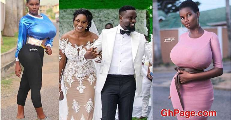 I Don't Mind Being Sarkodie's Second Wife – Pamela Odame