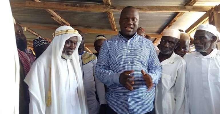 Deputy Chief Of Staff Abu Jinapor Supports Damongo
