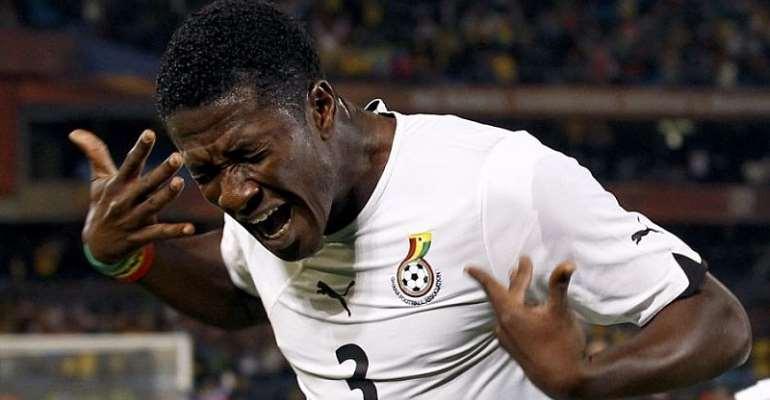 Big Blow For Kwesi Appiah As Asamoah Gyan Suffers Fresh Injury
