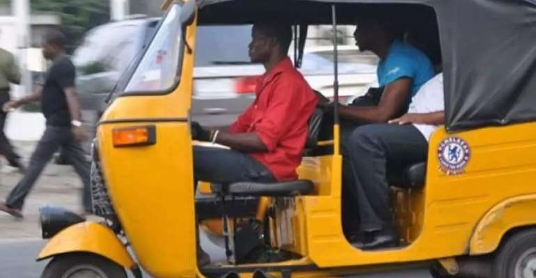 OccupyGhana also wants the law barring the use of motorbikes for commercial activity enforced