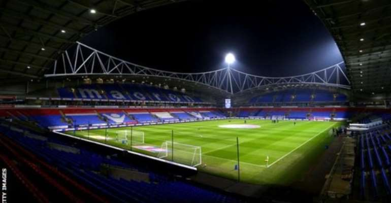 Bolton Wanderers are five points from safety in the Championship with seven games of the season remaining