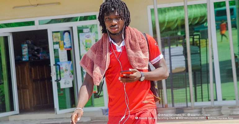 Medeama Set To Sign Songne Yacouba After Parting Ways With Asante Kotoko - Reports