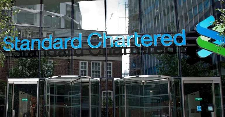 Standard Chartered Ghana Offers COVID-19 Relief To Its Clients