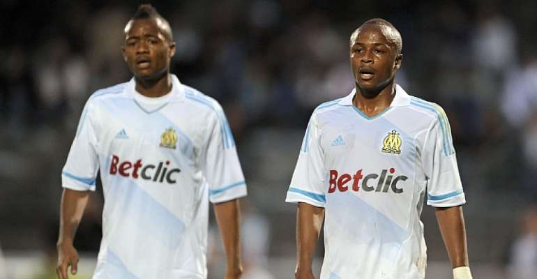 Ayew Brothers Pay Glowing Tributes To Former Marseille President, Pape Diouf