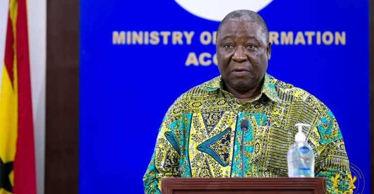 Coronavirus: Ghana Tests 4,560 Cases