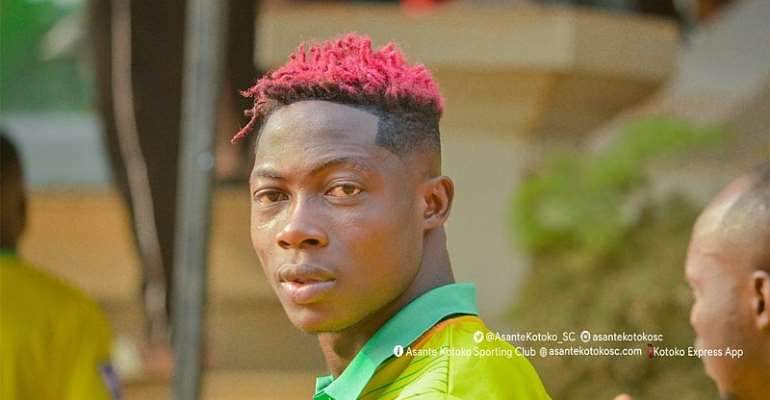 I Will Add My Own Money Should Kotoko Fail To Meet Medeama's Demand - Justice Blay