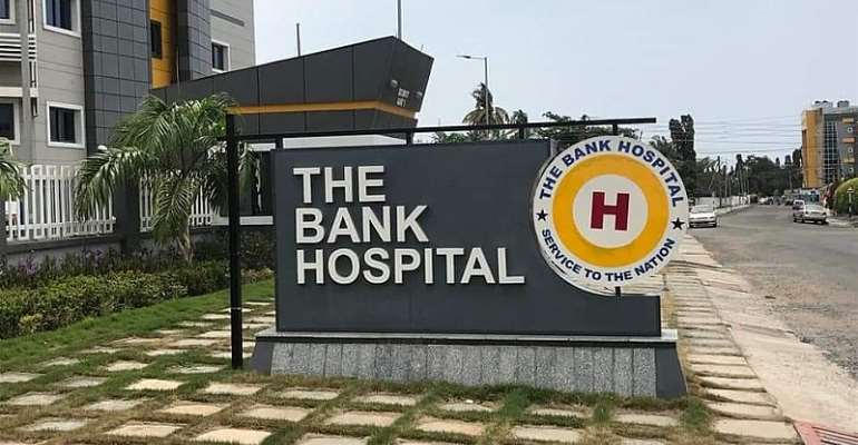 COVID-19: Bank of Ghana Hospital Dedicated To Treat Only Staff, VIPs Only
