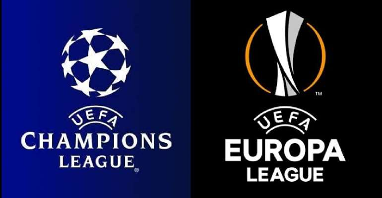 Coronavirus: Champions League & Europa League Suspended 'Until Further Notice'